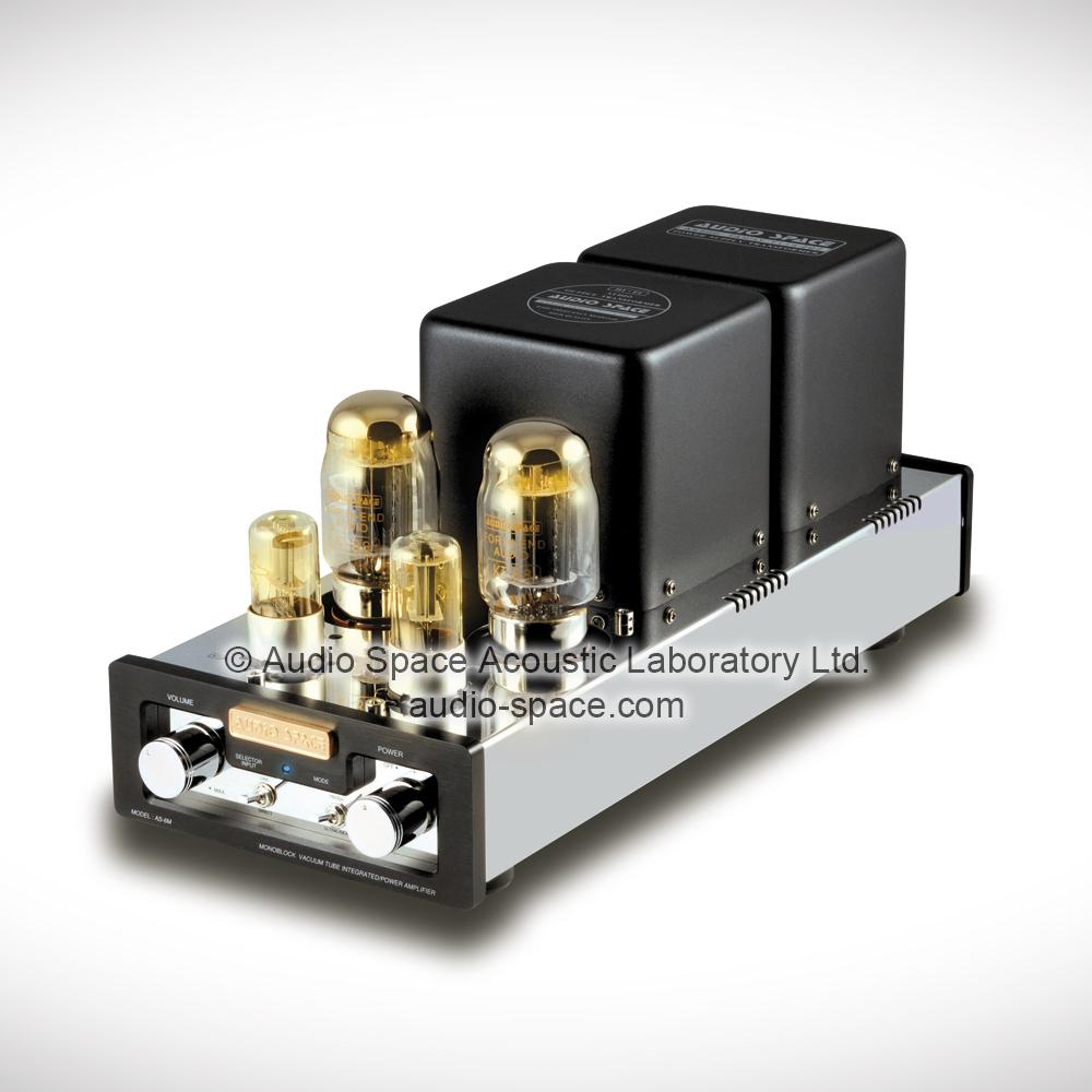 Audio Space As 6m Kt88 Integrated Mono Blocks Tube El Cajon Monoblock Amplifiers