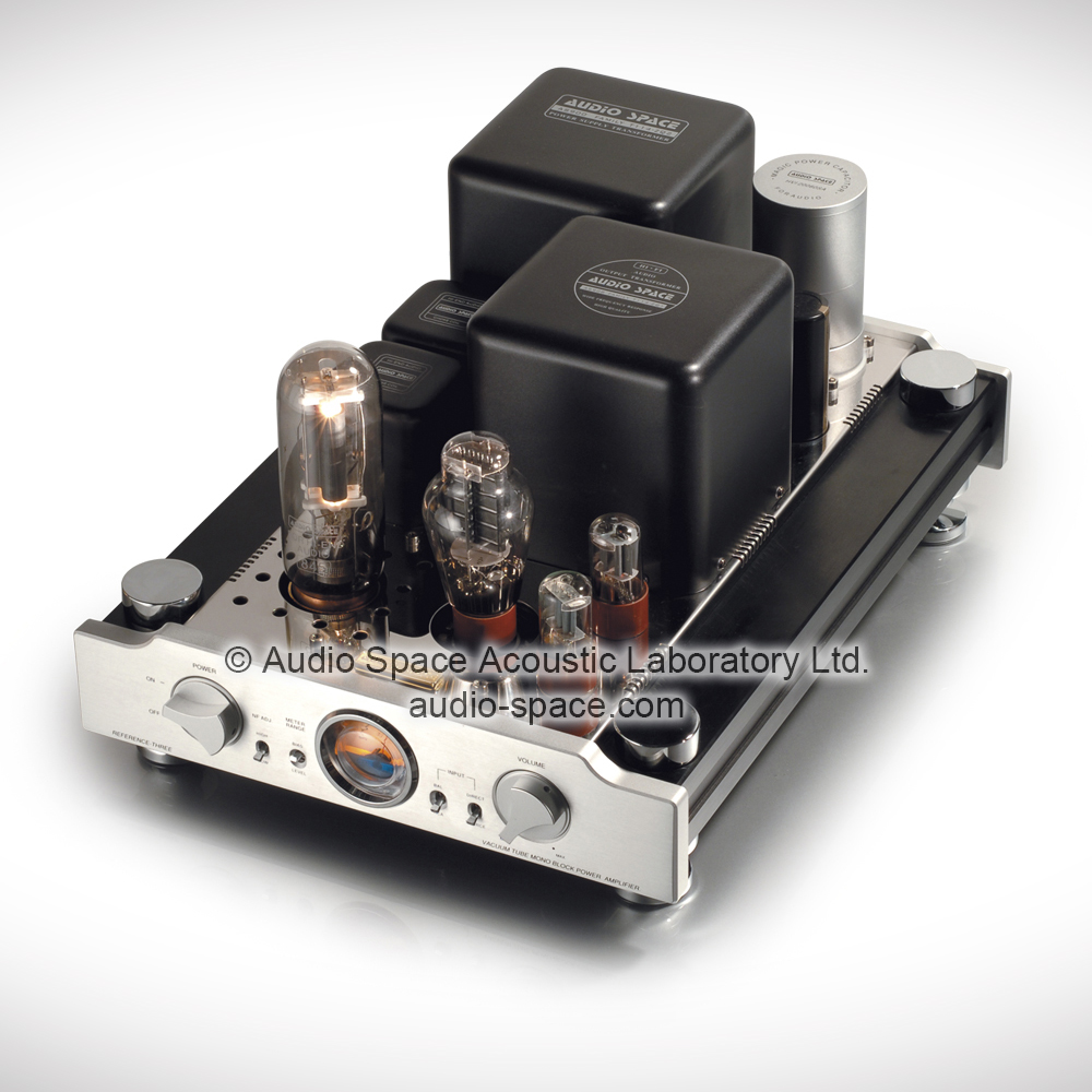 Reference 3 845 Mono Block Tube Power Amplifier High Quality Monoblock